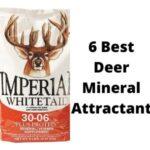 Best Deer Mineral Attractant